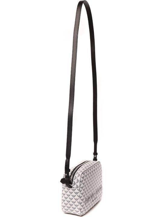 Emporio Armani Logoed Ice Shoulder Bag