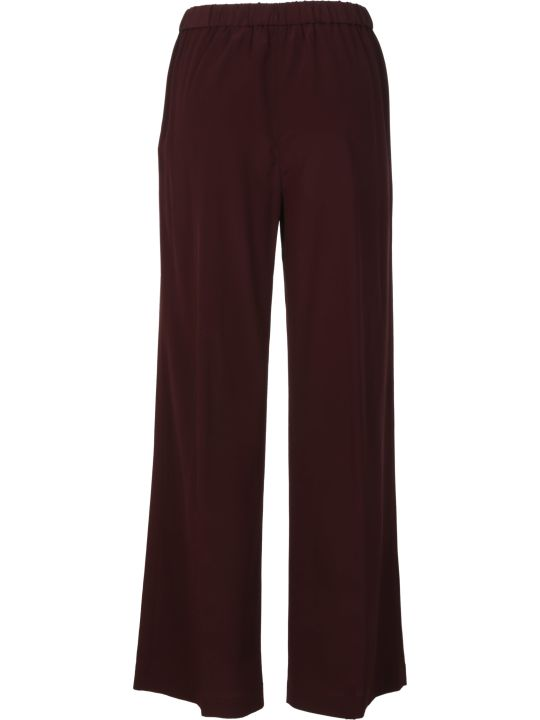 Aspesi Flared Leg Trousers