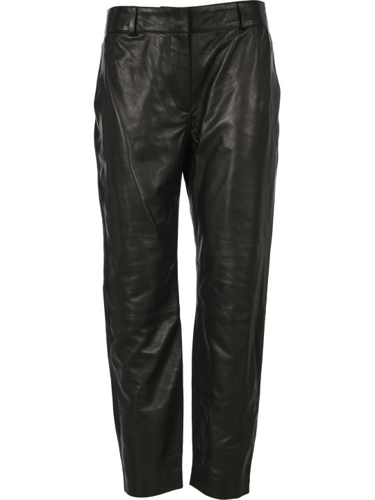 Haider Ackermann Leather Pants