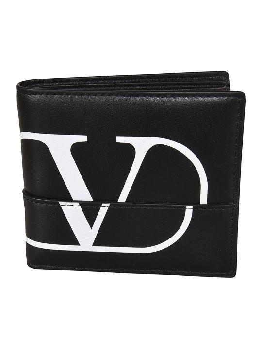 Valentino Logo Wallet