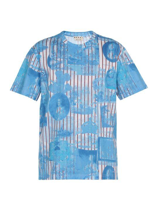 Marni Printed T Shirt