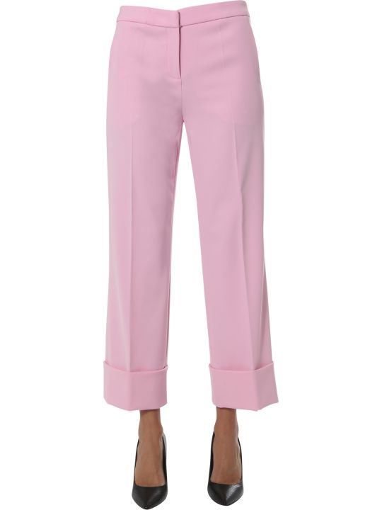 Boutique Moschino Wide Trousers