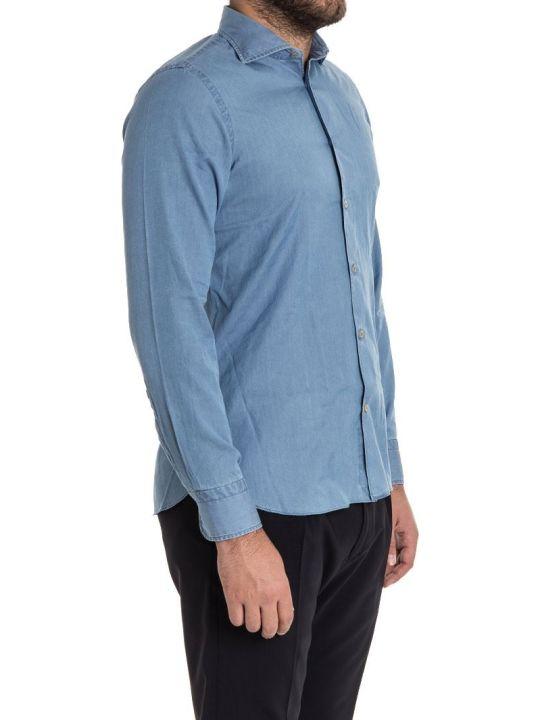 Borriello Napoli Borriello Shirt Denim Cotton