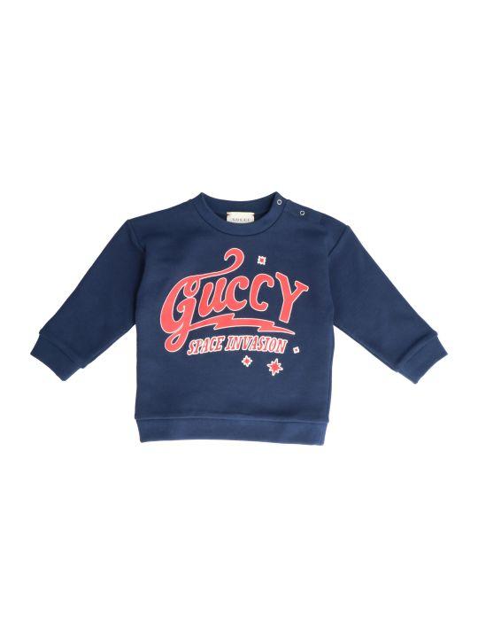 Gucci 'guccy Ufo' Sweatshirt