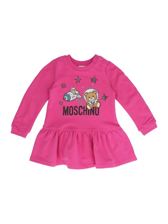 Moschino 'teddy' Dress
