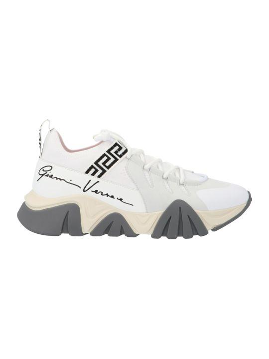 Versace 'squalo' Shoes