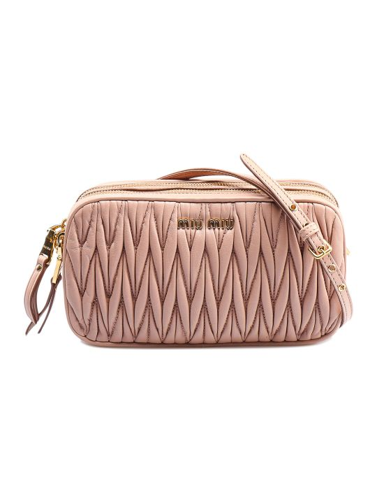 Miu Miu Mini Bag Matelasse`
