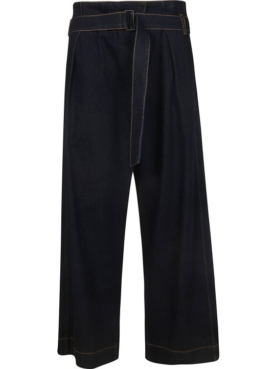Tela Wide Leg Trousers