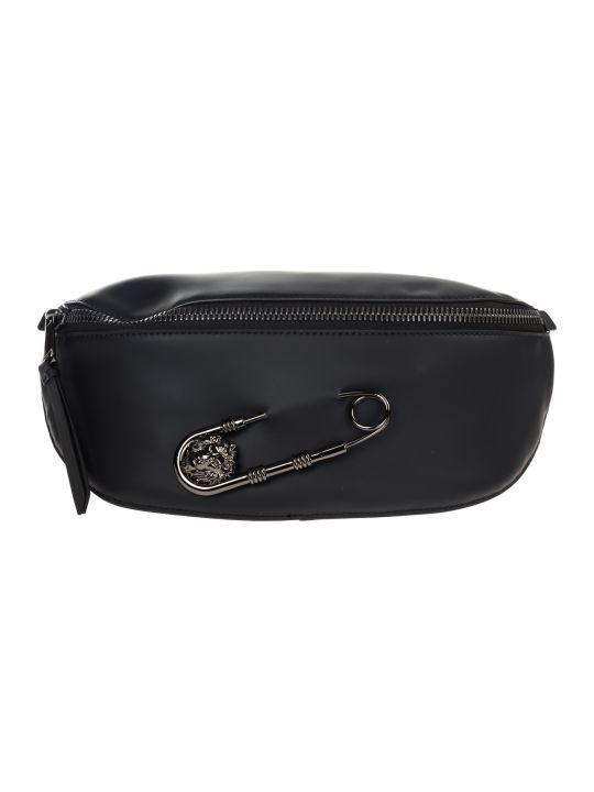 Versus Versace  Belt Bum Bag Hip Pouch Lion Head