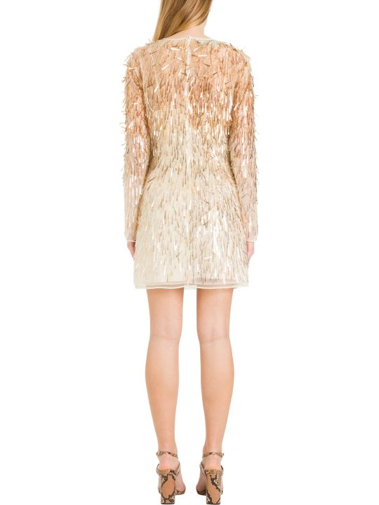 Alberta Ferretti Sequined Dress