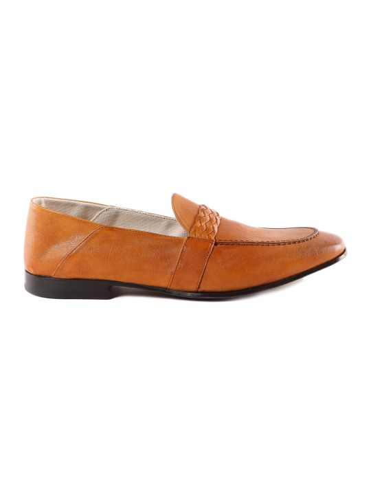 Moreschi Woven Loafers