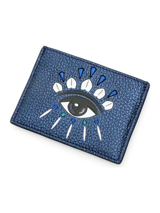 Kenzo Kontact Eye Logo Cardholder