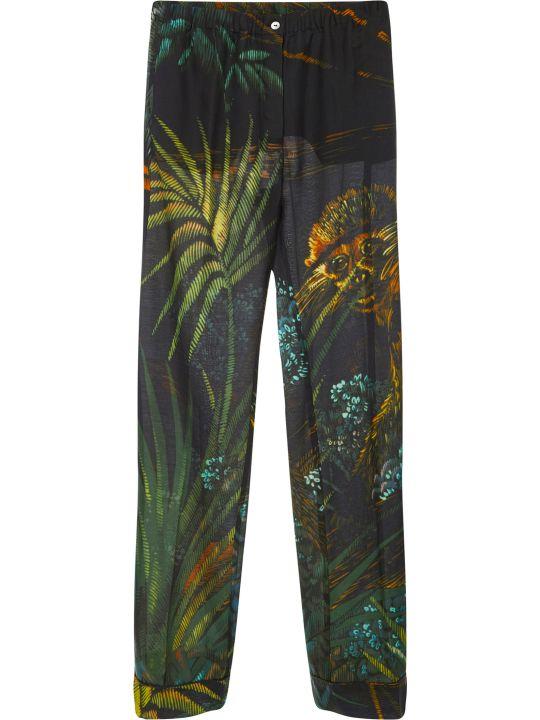 Alanui Monkey Jungle Trousers