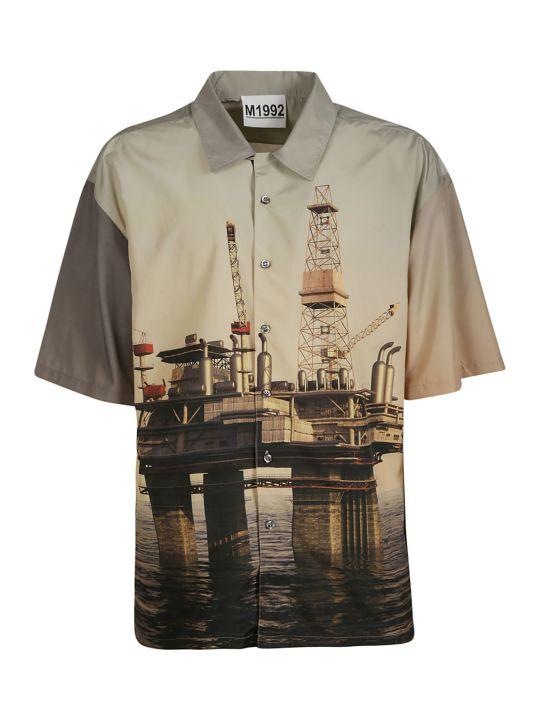 M1992 Printed Shirt