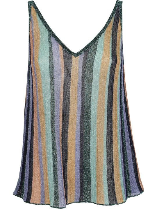 M Missoni Striped Cami Top