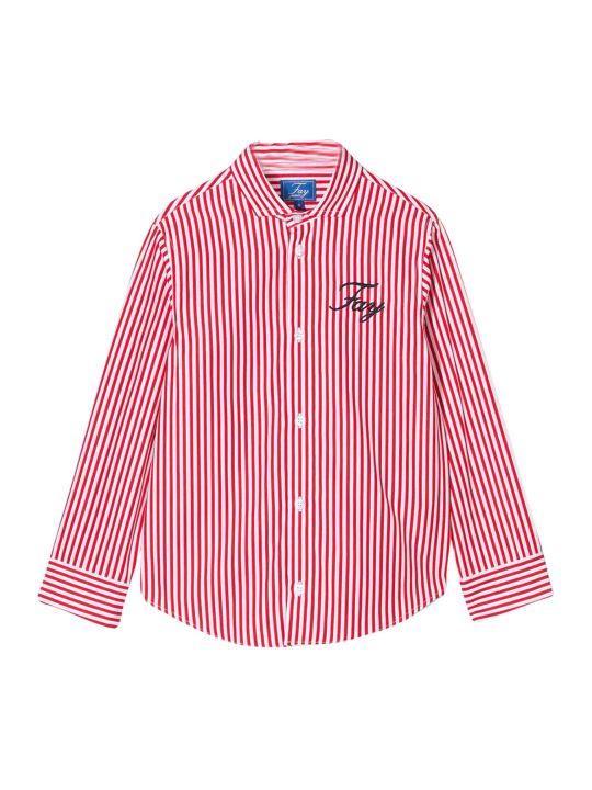 Fay Striped Shirt