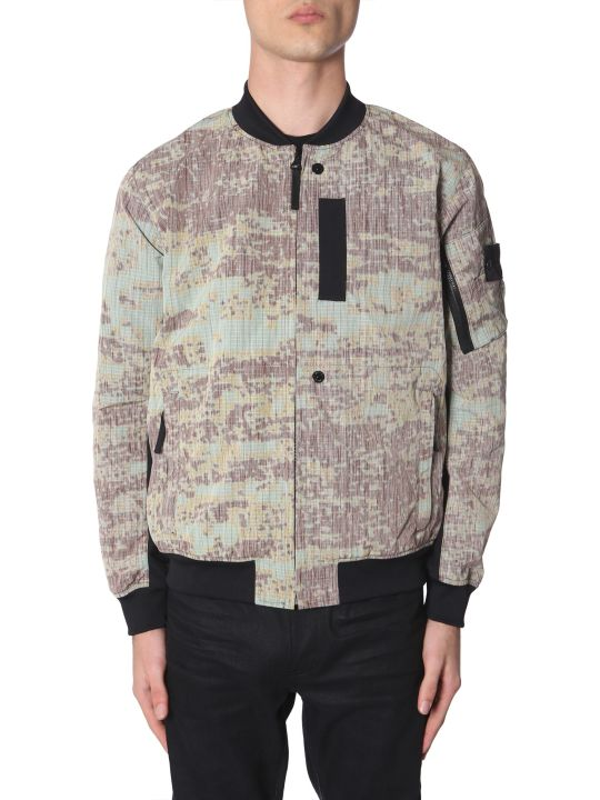 Stone Island Shadow Project Dpm Chinè Bomber
