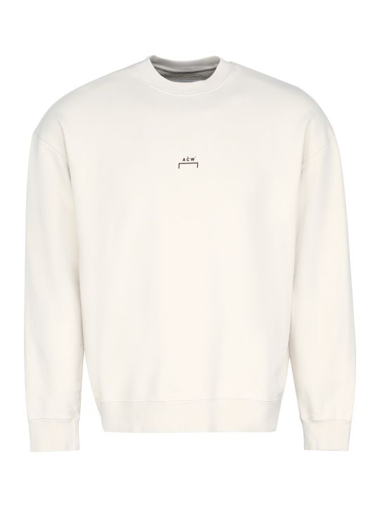 A-COLD-WALL Cotton Crew-neck Sweatshirt