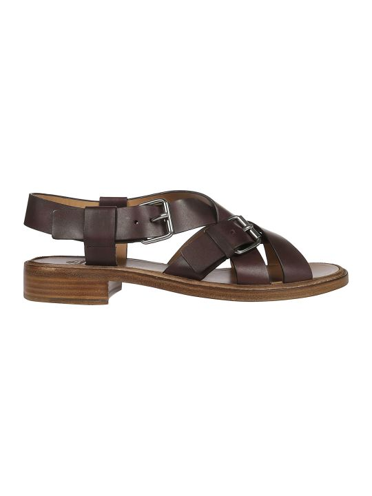 Church's Strappy Buckled Sandals