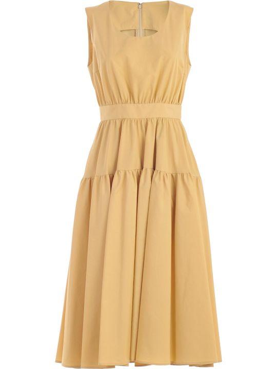 Aspesi Dress N/s W/frill