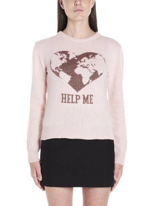 Alberta Ferretti 'help Me' Sweater