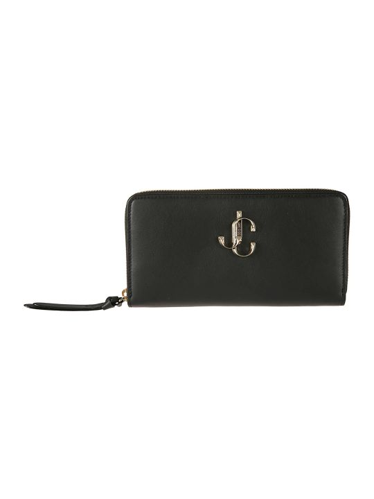 Jimmy Choo Pippa Zip Around Wallet