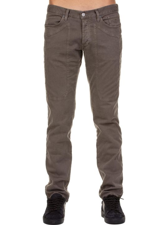Jeckerson Jeckerson Cotton Stretch Jeans