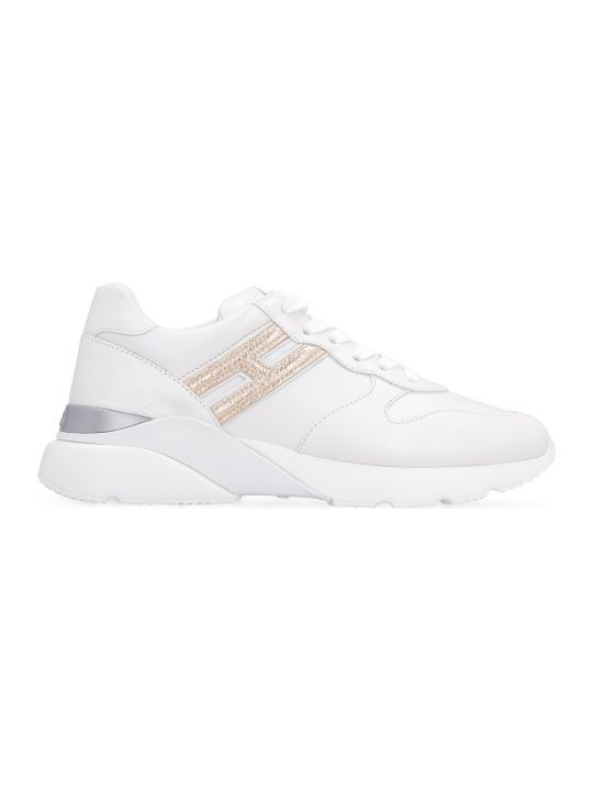 Hogan Active One Leather Sneakers
