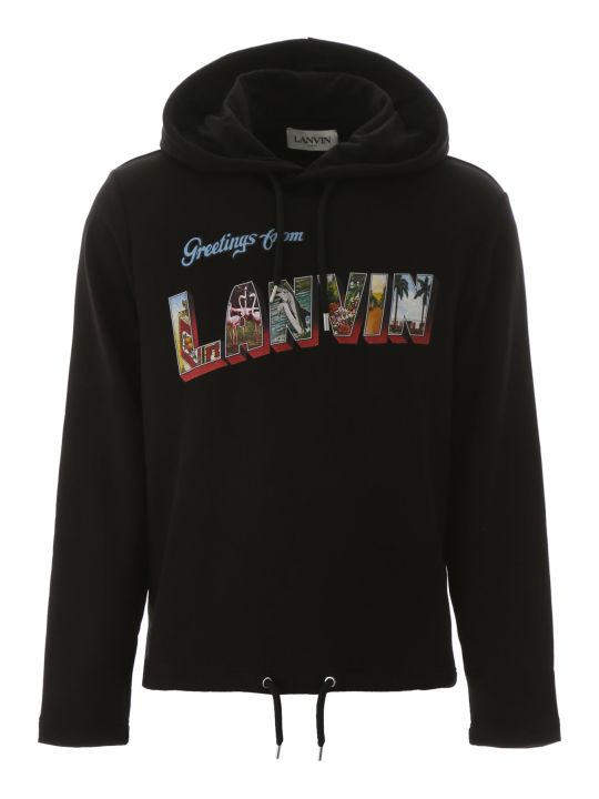 Lanvin Greetings From Sweatshirt