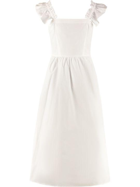 MICHAEL Michael Kors Cotton Long Dress