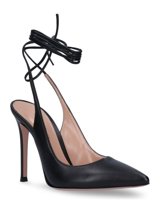 Gianvito Rossi Ankle Fastening Pumps