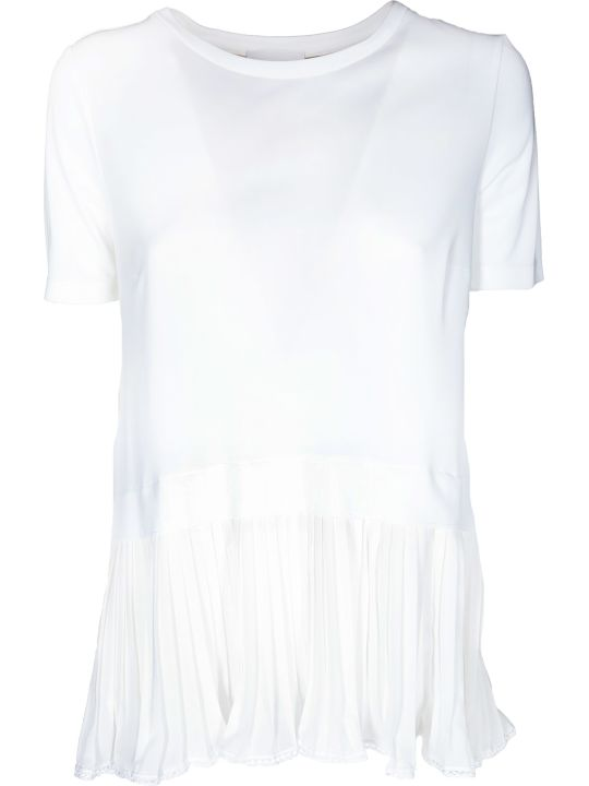 Dondup Pleated T-shirt