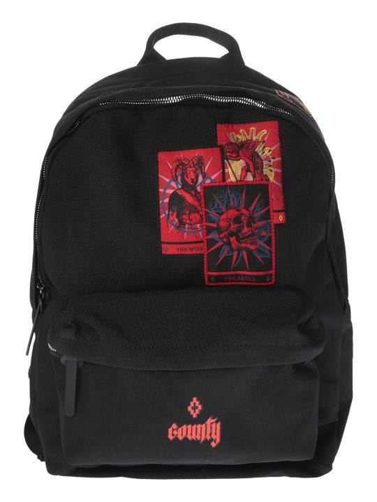 Marcelo Burlon Tarot Backpack