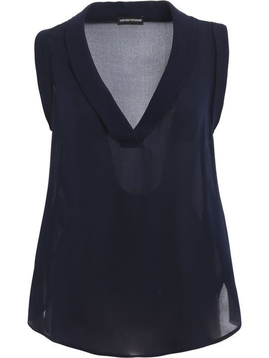 Emporio Armani Sleeveless Blouse