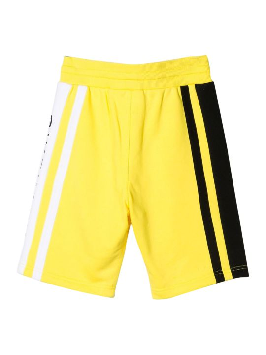 Givenchy Kids Shorts With Striped Detail