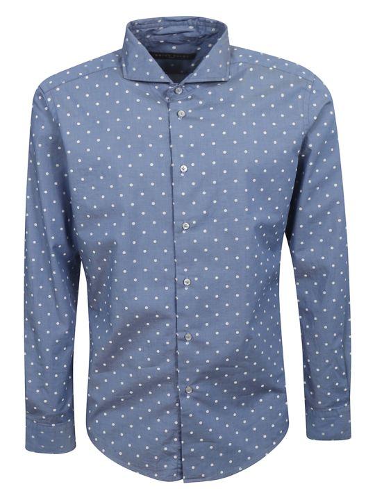 Brian Dales Polka Dot Shirt
