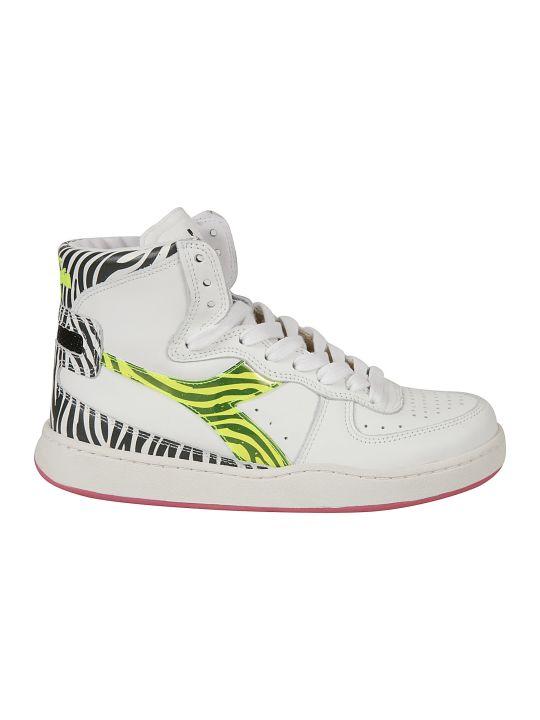 Diadora Heritage Mi Basket H Animalier Sneakers