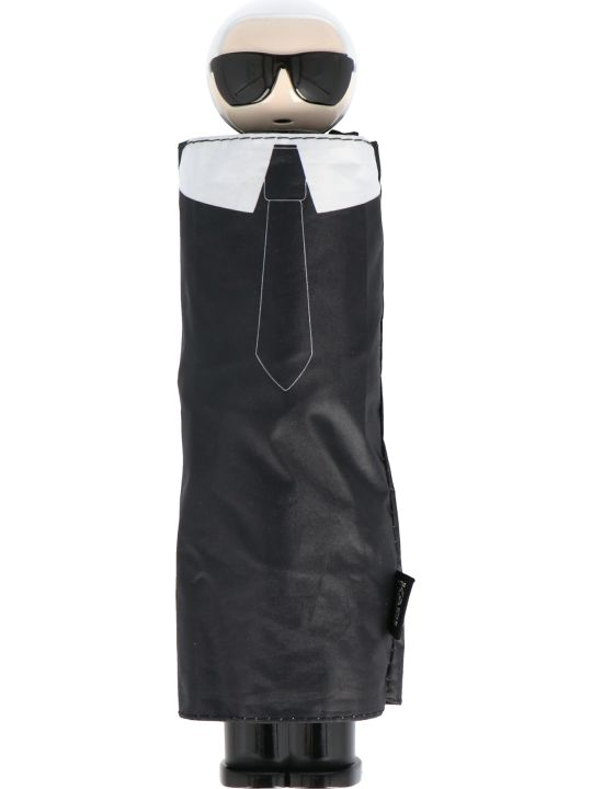 Karl Lagerfeld 'ikonik' Umbrella