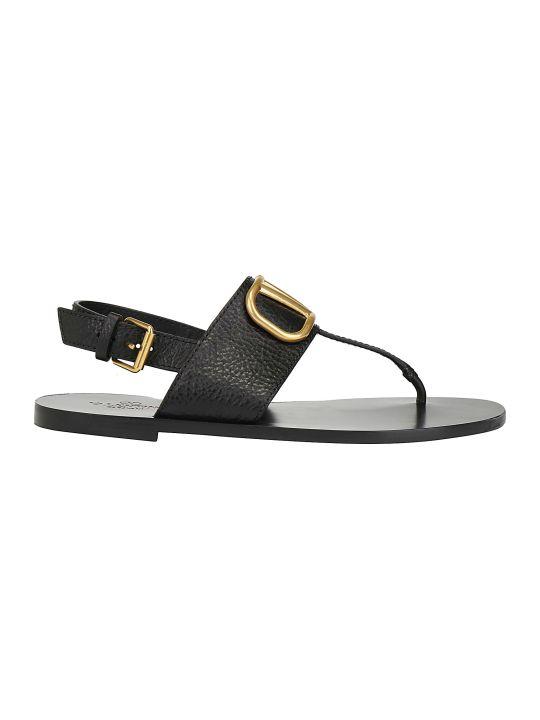 Valentino Garavani Thong Shoes
