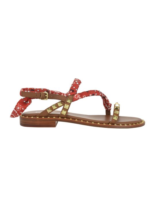 Ash Pattaya Flat Sandals