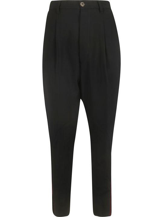 Ibrigu Balloon-leg Trousers