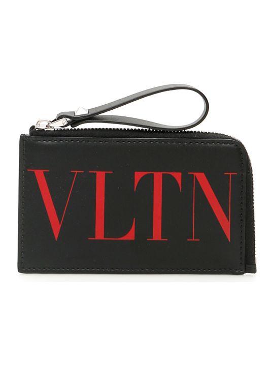 Valentino Garavani Vltn Cardholder Pouch