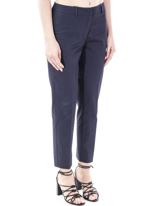 Weekend Max Mara Max Mara Weekend Osella Blend Cotton Trousers