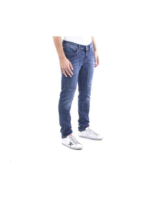 Jeckerson Jackerson Blend Cotton Jeans