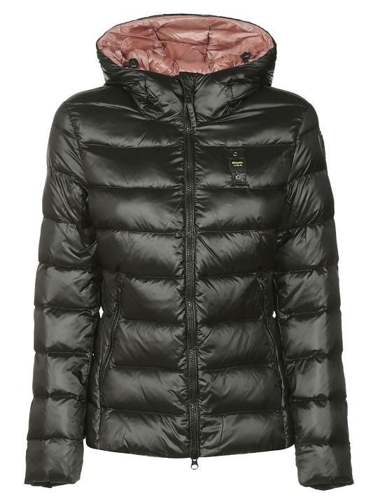 Blauer Large Hood Padded Jacket