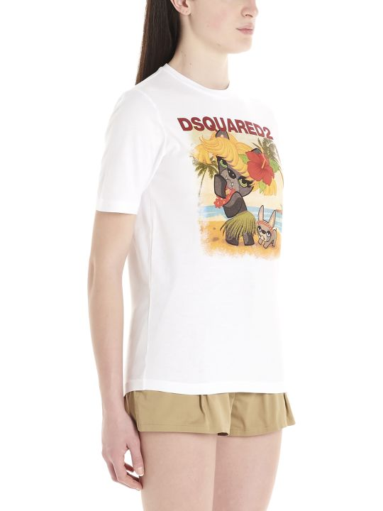 Dsquared2 'ildegard' T-shirt