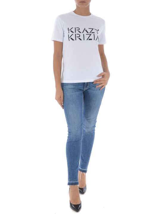 Krizia Short Sleeve T-Shirt