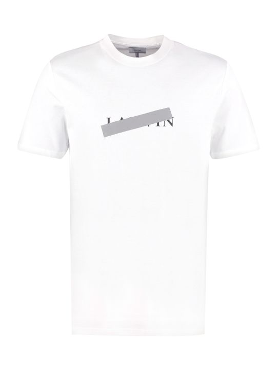 Lanvin Crew-neck T-shirt