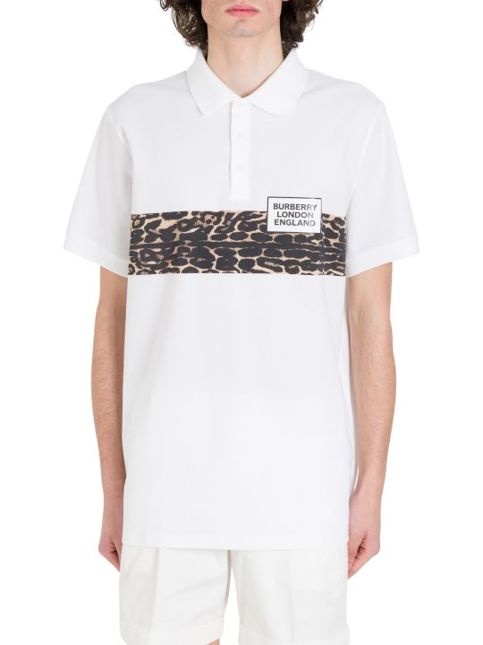 Burberry Somerville Polo Shirt