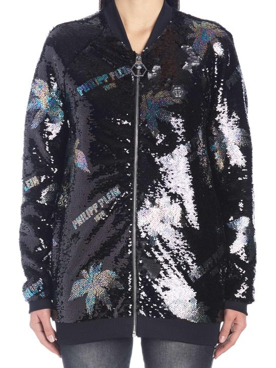 Philipp Plein 'palms' Jacket